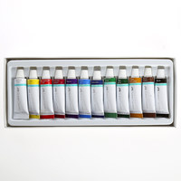 Faber-Castell Starter Kit Oil Paint 12S
