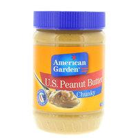 American Garden Chunky U.S. Peanut Butter 794g
