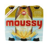 Moussy Non Alcoholic Malt Beverage Classic 330ml x6