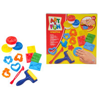 Art and Fun Soft Dough Dough Set