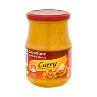Carrefour Curry Sauce 350g