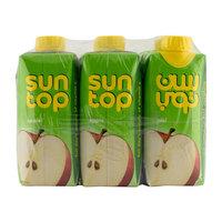 Suntop Apple Juice 330mlx6