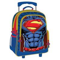 "Super Man - Trolley Bag 16"" Be"
