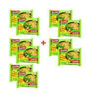 Indomie Vegetable Noodles 75GR X6+4