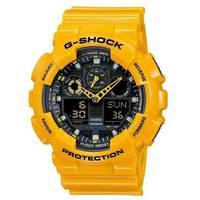 Casio G-Shock Men's Analog/Digital Watch GA-100A-9A
