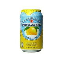 San Pellegrino Sparkling Juice Can Limonata Lemon 33CL