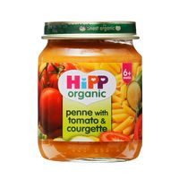 Hipp Penne with Tomato And Courgette 125 g