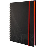 Avery Notebook Hardcover A5 Lined 7022