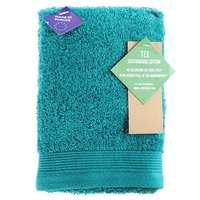 TEX Hand Towel x2 30x50 Dark Turquoise