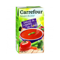 Carrefour Cream Of Vegetable Soup 1L