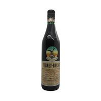 Fernet Branca Amer Bouteille Dans Boite Metal Brun Sans Extra 39% Alcohol Liqueur 70CL