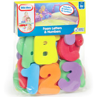 Little Tikes Bath Letters & Numbers