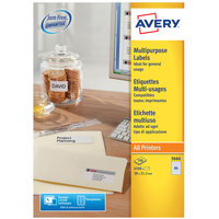 Avery Multi-Purpose Label 3666
