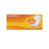 Carrefour Proteges Slip A Plat 30 Sheets
