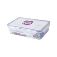لوك اند لوك حافظة طعام بلاستيكية سعة 800 ملليلتر