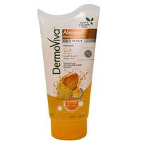 DermoViva Almond Moisture Plus Face Wash 150ml