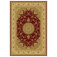 Carpet Comtesse 380X480Cm Red 003
