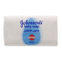 Johnson's Baby Soap 125g