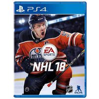 Sony PS4 NHL 18