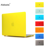 "Aiino Case MacBook Pro 15"" Matte Yellow"