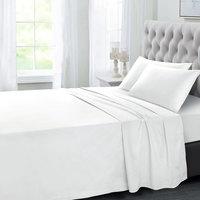 Tendance's Flat Sheet Double White 205X240