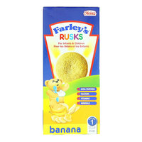 Farley's Rusks for Infants & Children Banana 150 g