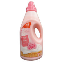 Carrefour Fabric Softener Regular Pink Rose 2 Liter