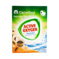 Carrefour Detergent Powder Front & Top Load Oud 2.5kg