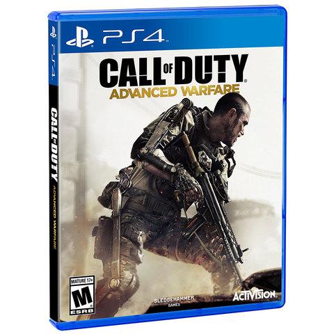 Sony-PS4-Call-Of-Duty:-Advanced-Warfare
