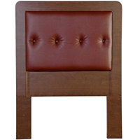 King Koil York 6 Teak Red 90 + Free Installation