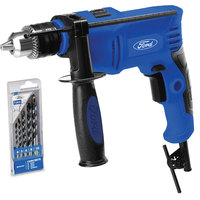 Ford Impact Drill 600W Mtchuck 13Mm