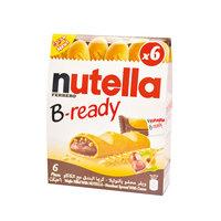 Nutella Ferrero B- Ready 22 g x 6 pieces