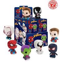 Funko Mystery Mini Blind Bag Plush Marvel - Spider-Man (One Random Figure)
