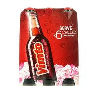 Vimto Sparkling Soft Drink 330mlx6