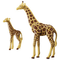 Playmobil Giraffe with Calf