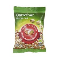 Carrefour Pistachio Grilled And Salted 125 Gram