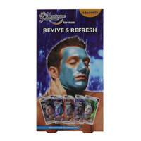 Montagne Jeunesse Revive & Refresh for Men 5 Sachets
