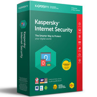 Kaspersky Internet Security 2018 3+1 User