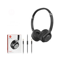 Motorola Headphones Pulse 2 Black
