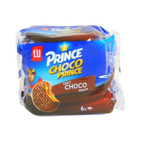 LU Choco Prince Biscuits 28.5GR X6