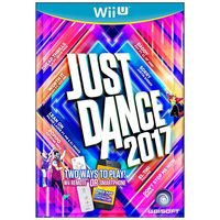 Nintendo Wii U Just Dance 2017