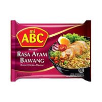 ABC Chicken Noodles Bag 70GR