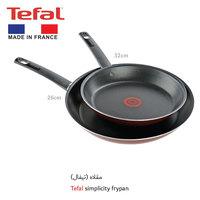 Tefal Simplicity Frypan 32+26Cm