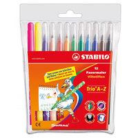 Stabilo Color Wallet Of 12Pcs