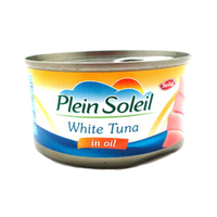 Plein Soleil White Tuna In Oil 90GR