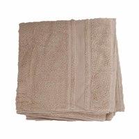 كنزي منشفة إستحمام قياس 70x140 سم لون بيج