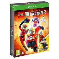 Microsoft Xbox One Lego The Incredibles Toy Edition