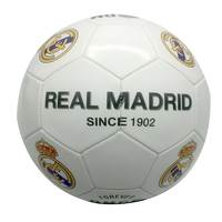 Real Madrid Football Size #5 White
