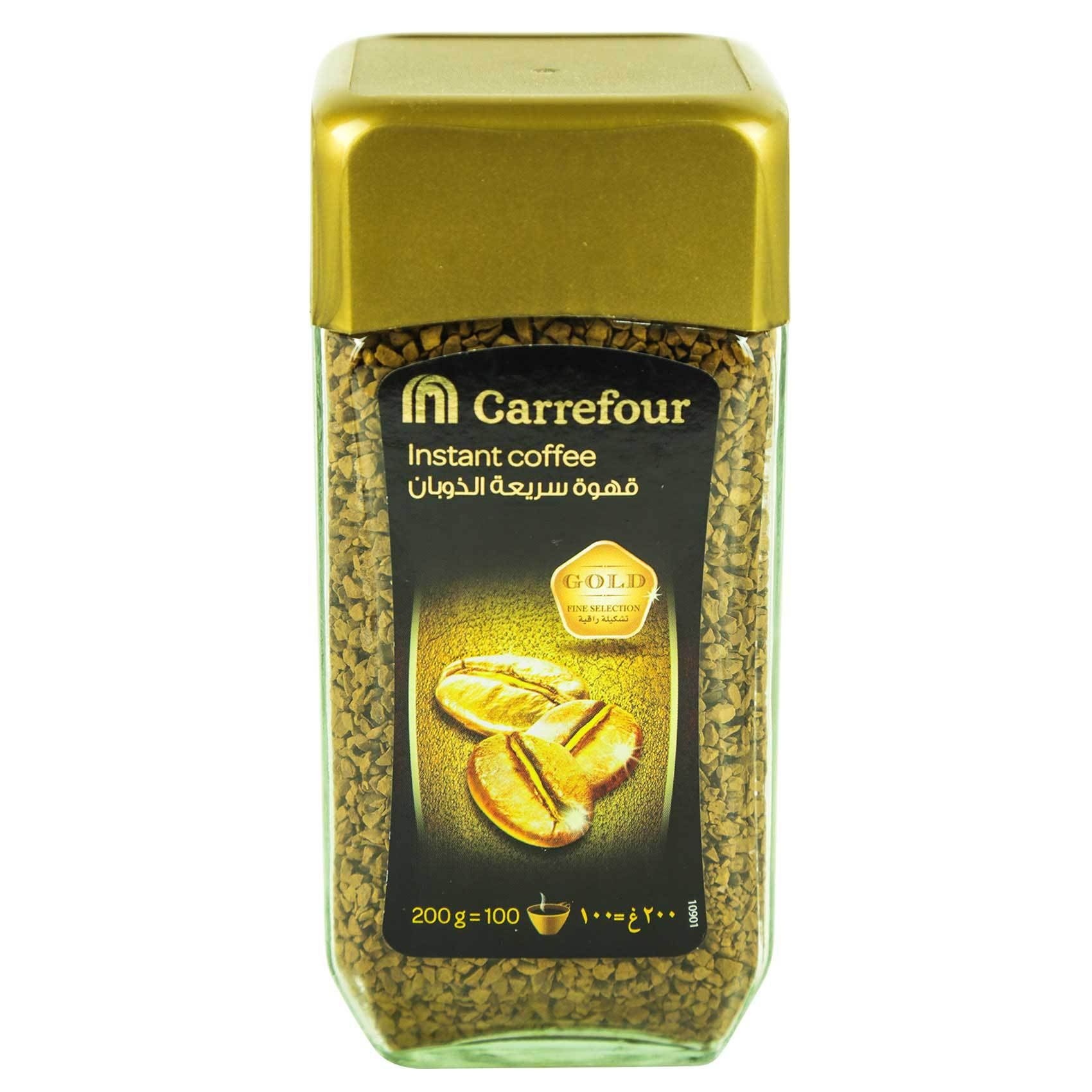 CRF GOLD INSTANT COFFEE 200G