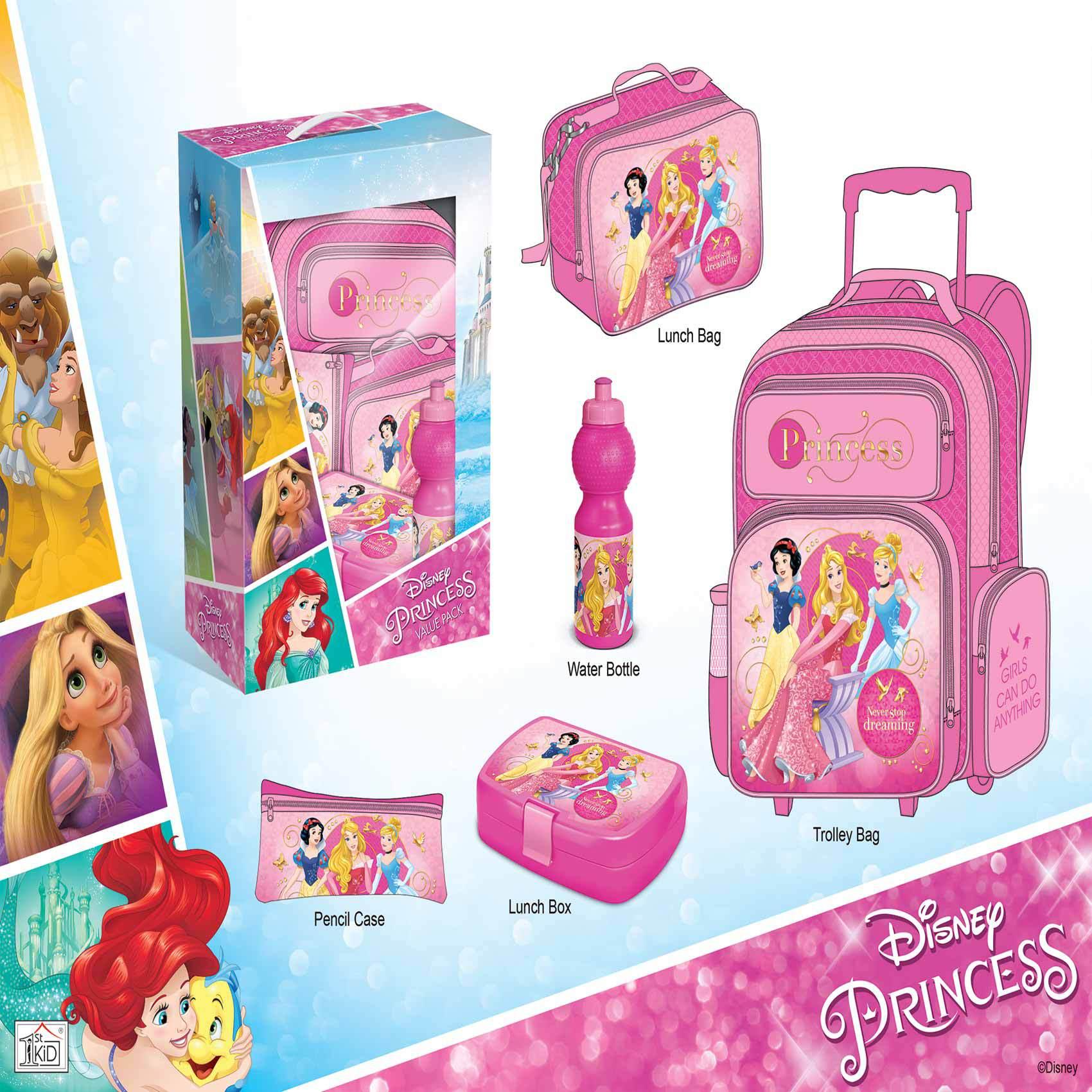 PRINCESS VALUE PACK SET
